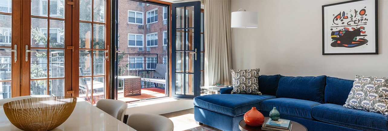 Gramercy Townhouse Apartments by Sudha in NYC