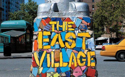 A Little Bit of History East Village