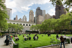 New York - Bryant Park
