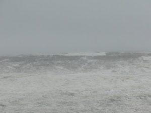 Hurricane Irene View from Long Beach New York