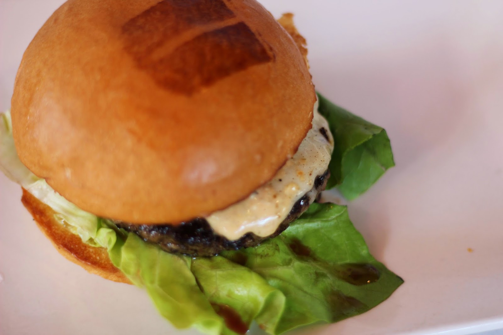 Umami Burger Restaurant