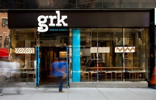 GRK Cafe Near East Village Apartments