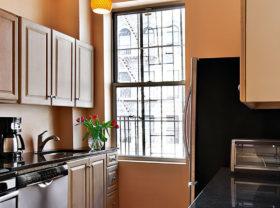 Sol Apartment Kitchen