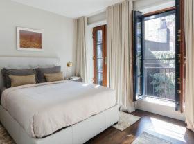 Luxury Bedroom in Fiore Apartment NYC