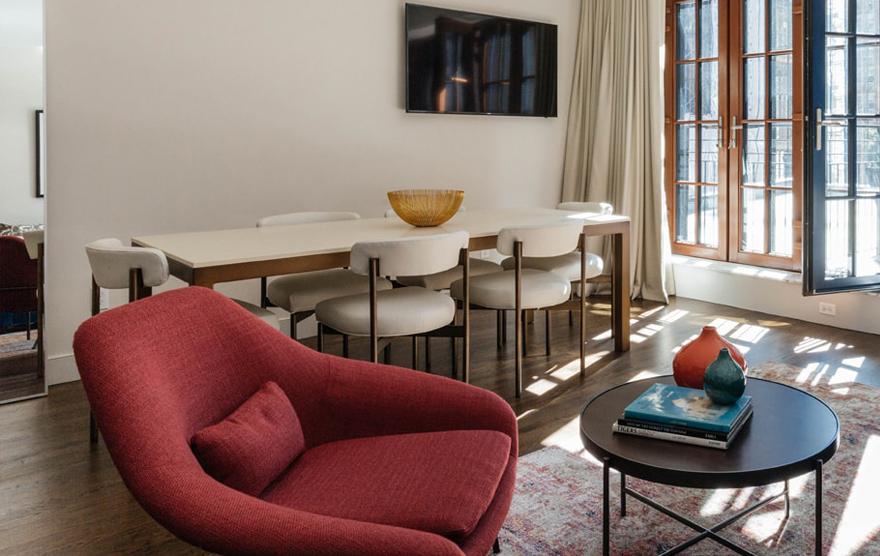 Aria Apartmnet in Manhattan By Sudha