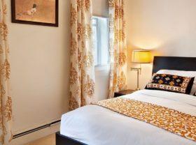 Luxury Bedroom in Terrace Apartment
