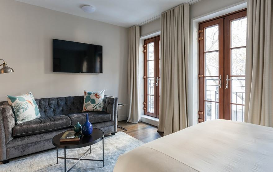 Palazoo Apartments in New York By Sudha