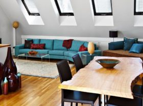 Holiday Penthouse Apartment for Rent in NYC