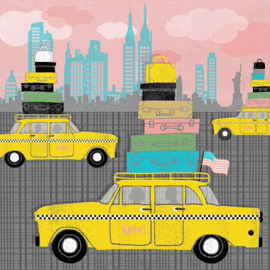 Taxi Services at New York By Sudha